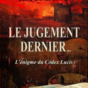 Le jugement dernier de Stéphane Haumant  J Editions.