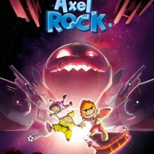 Axel Rock T2, Mission Asterovore de N. Moustey et P. Loyvet  Dargaud.