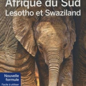 Guide Lonely Planet Afrique du Sud.
