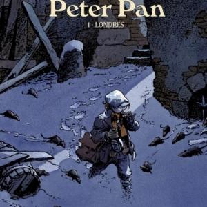 Peter Pan Tome 1 Londres de Régis Loisel  Glénat.