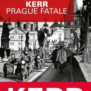 Prague fatale de Philip Kerr   Editions Le Masque.