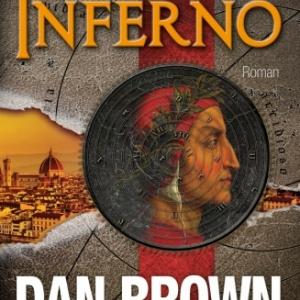 Inferno  de Dan Brown  Editions JC Lattes.