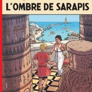 Alix Tome 31, L'Ombre de Sarapis de F. Corteggiani, M. Venanzi et Jacques Martin  Casterman.