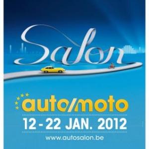 Salon Auto Bruxelles 2012