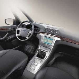 Ford Galaxy 2.2 TDCi.