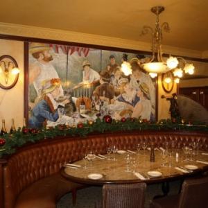 Brasserie La Pergola a Bruxelles