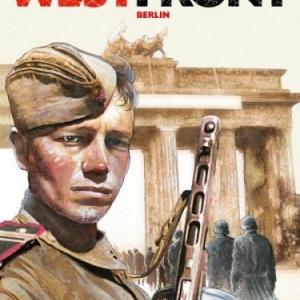 Westfront, Berlin de Le Henanff  Editions 12 Bis.