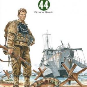 Airborne T3, Omaha Beach de Ph. Jarbinet  Casterman.