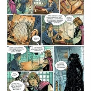 Le chevalier mecanique Tome 2, Ombres et Demons de Mor et Mainil  Editions Sandawe