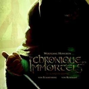 La Chronique des Immortels (T2) – B. von Eckartsberg & T. von Kummant – Editions Paquet.