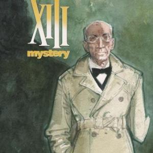XIII Mystery T4  Colonel Amos de Alcante et F. Boucq  Dargaud.