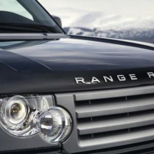 AUTO Essai: RANGE ROVER TdV8.
