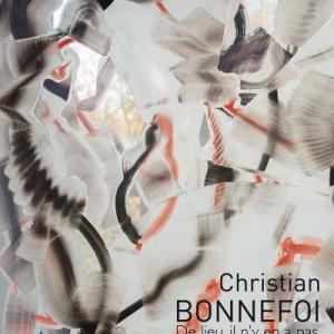 De lieu, il n y en a pas de Christian Bonnefoi    Editions Carpentier.