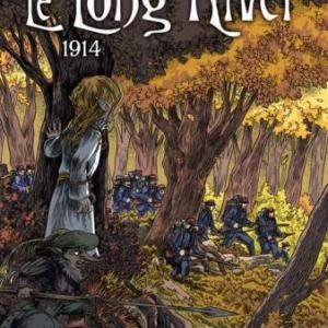 Le Long Hiver T1, 1914  de Patrick Mallet  Casterman