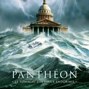 Panthéon, Le Tombeau des dieux endormis de N. Han et D. Convard  Glénat.