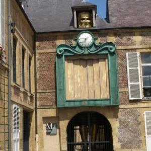 Charleville Meziere Musee de la Marionnettes