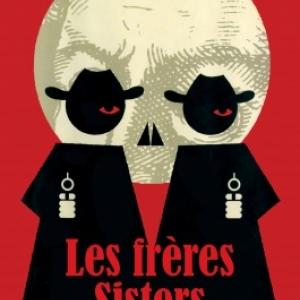 Les Freres Sisters de Patrick Dewitt  Editions Actes Sud.
