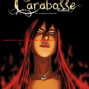 Carabosse T2, L'amour d'une fée de Pona et Minguez  Le Lombard.