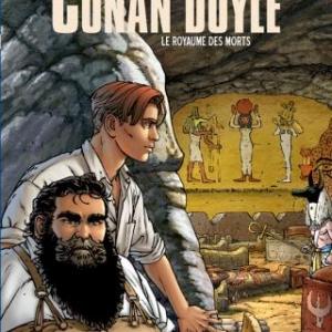 Conan Doyle (T2) – Le Royaume des Morts, L. Tramaux & P. Deubelbeiss – Casterman.