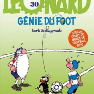Léonard (T30) - Génie du Foot - Réédition - Spécial Coupe du Monde de Football 2010,