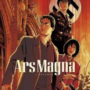 Ars Magna T1  Enigmes de Jovanovic et Alcante  Glenat.