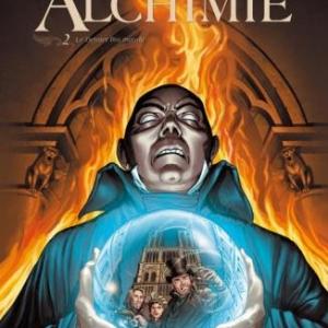 ALCHIMIE T2 - Le dernier roi maudit de Nolane  Soleil Production.