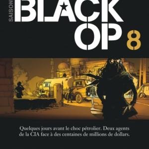 Black Op  Dargaud
