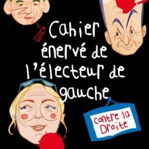 Les Cahiers énervés des électeurs français pour 2012  Editions Jacob Duvernet.