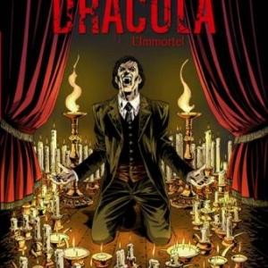 Dracula T2, L Immortel de M. Dufranne, D. Stoker, P. Kowalski  Casterman.