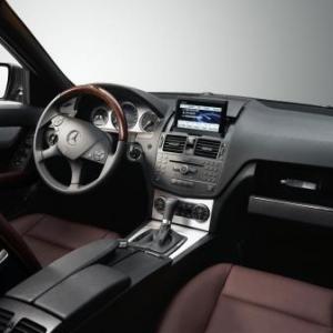 AUTO Essai: Mercedes C-Klasse Break.