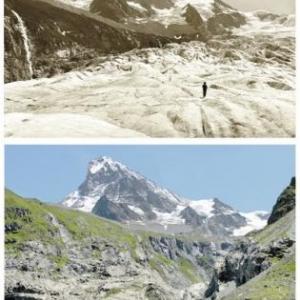 Glacier Ferpècle
