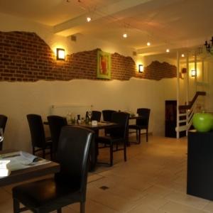Restaurant Amandine H a Profondeville.
