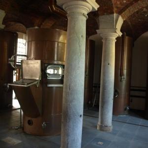 Brasserie Abbaye d'Aulne