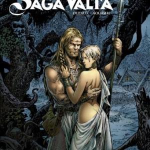 Saga Valta T1 de Dufaux et Aouamri  Le Lombard.