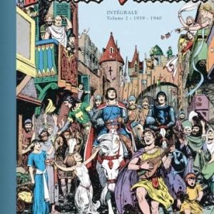 Prince Vaillant  Integrale Volume 2 de Hal Foster  Soleilprod.