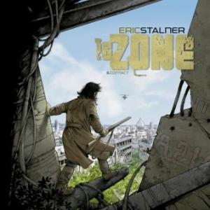 La Zone T3  Contact de Eric Stalner  Editions Glenat.