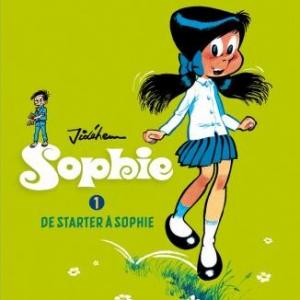 De Starter a Sophie T1 de Jidehem  Dupuis.