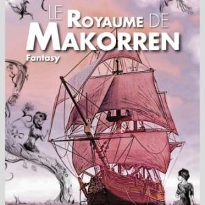 Le Royaume de Makorren de Melissa Pollien   Editions Slatkine.