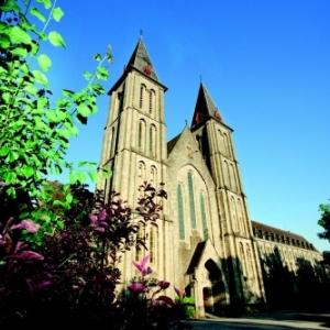 Abbaye de Maredsous a Denee.