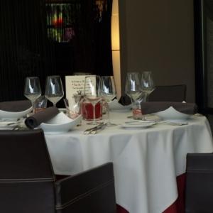 Restaurant Le Vin100 a Fosses la Ville.