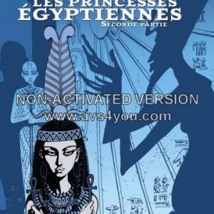 Les Princesses Egyptiennes de Igor Baranko  Humanoides Associée.