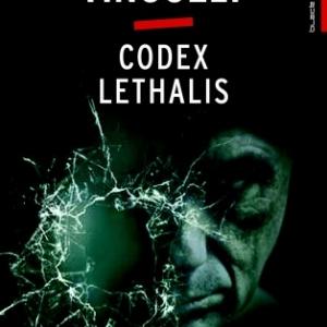 Codex Lethalis de Pierre Yves Tinguely  Editions Hachette.