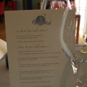 Restaurant Lettres Gourmandes
