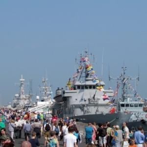 Portes Ouvertes à la Marine à Zeebruges