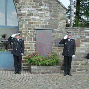 Police luxembourgeoise