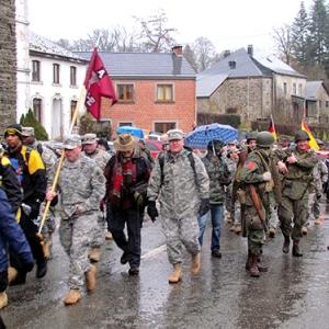 Marche 82nd Airborne - Ph Lamy
