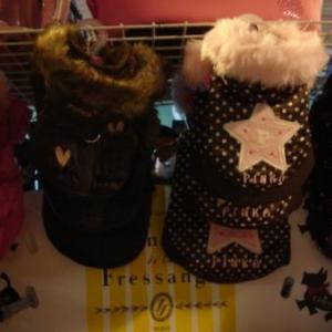 """""""L'univers animalier"""" : manteaux d'hiver """"collection Wouapy"""""""