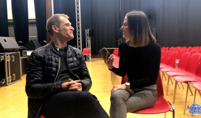 Martin Charlier et Amandine Raths