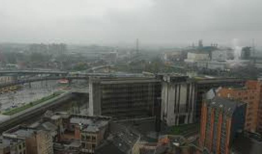 Charleroi s/Sambre, la ville la plus laide du monde (photo metrofrance.com)