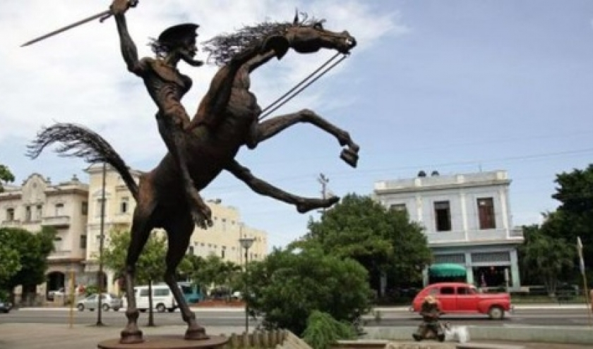 Rossinante (cheval de Don Quichotte)